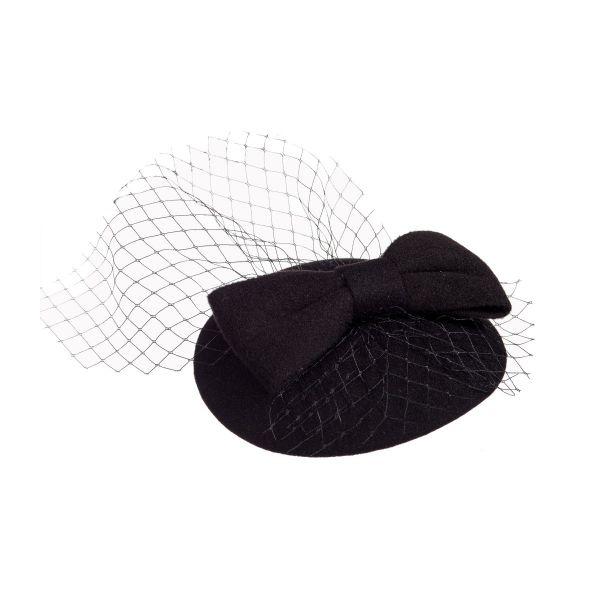 Hat, CANDICE Blk (2333)