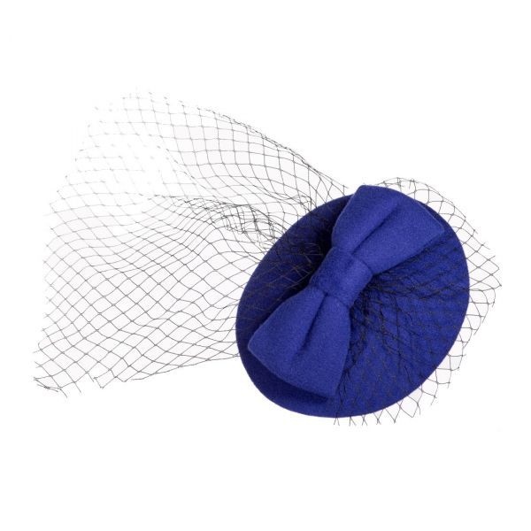 Fascinator, CANDICE Royal Blue (AC2333)