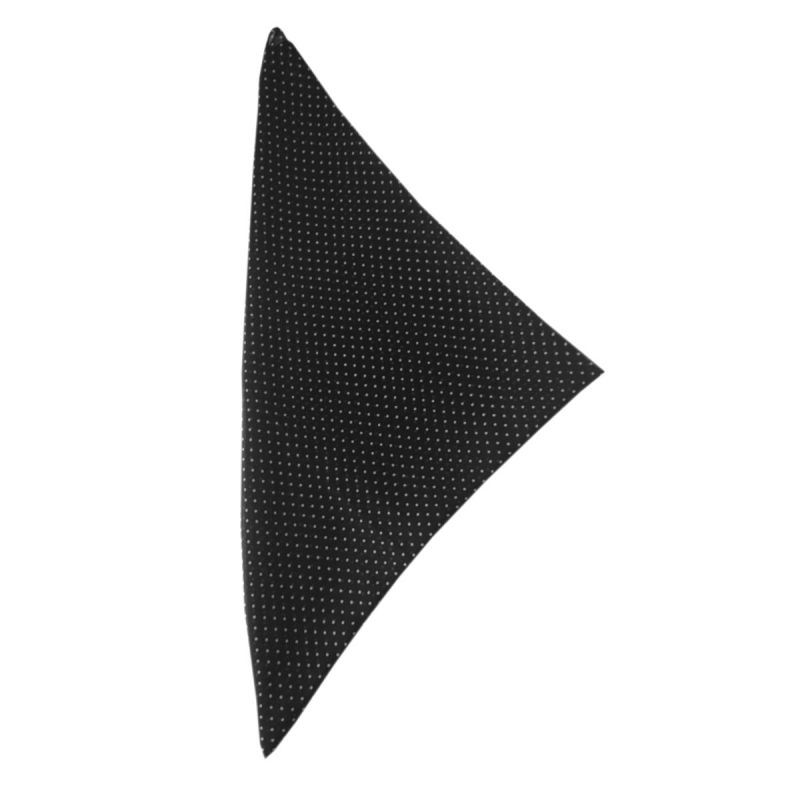 Huivi, BANNED Polka Black (2364)
