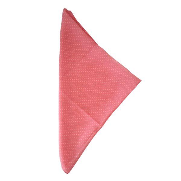 Scarf, BANNED Polka Pink (2364)