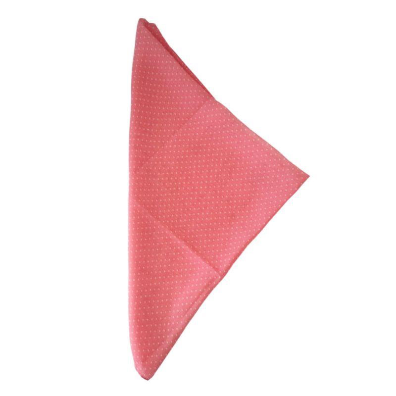 Huivi, BANNED Polka Pink (2364)