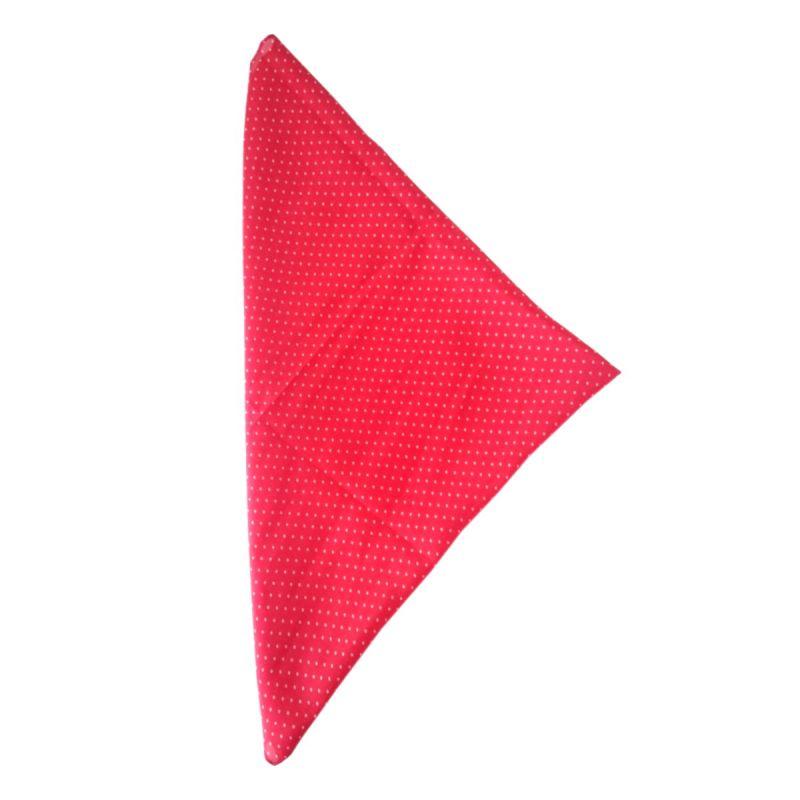 Huivi, BANNED Polka Red (2364)