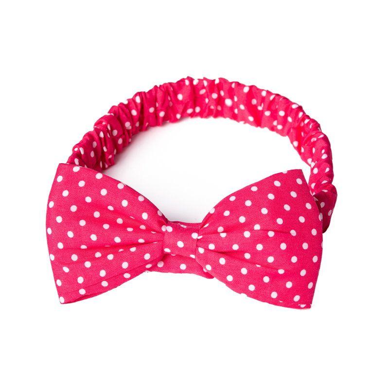 Hiuspanta, DIONNE Pink Polka (45021)