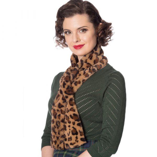 Scarf, OLGA Leopard (45195)