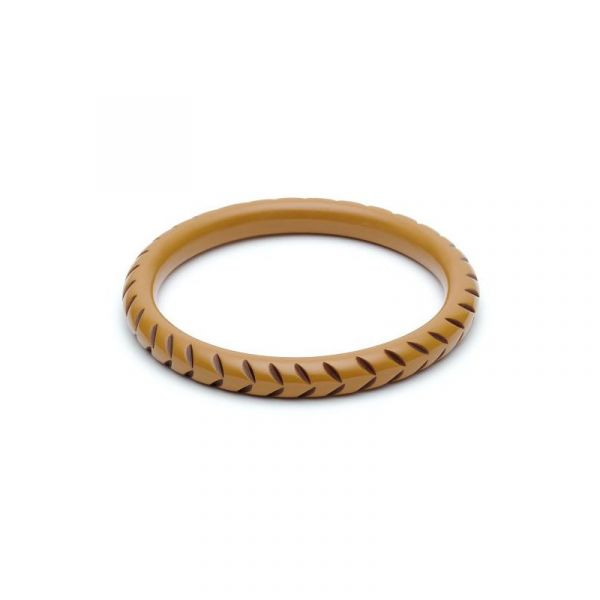 Bracelet, SPLENDETTE Almond Narrow