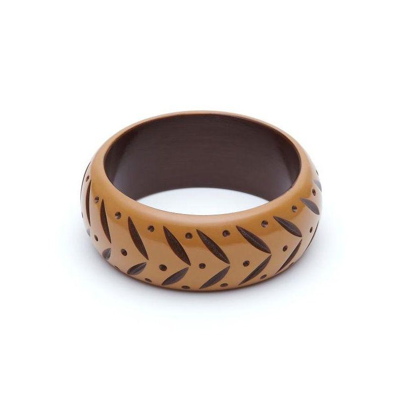 Bracelet, SPLENDETTE Almond Wide