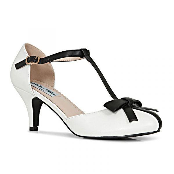 Heels, AMBER White