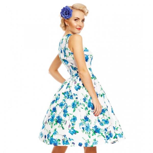 Kellomekko, ANNIE BLUE FLOWER