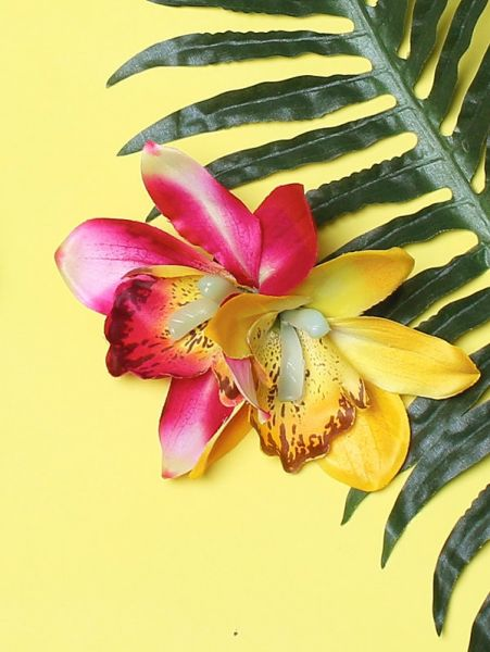 Hiuskoriste, GIGI Cerice & Yellow Orchid