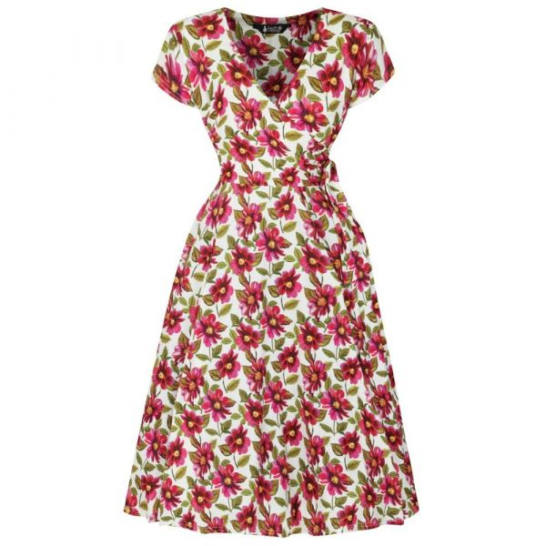 Swing Dress, LADY V Fandago Bloom