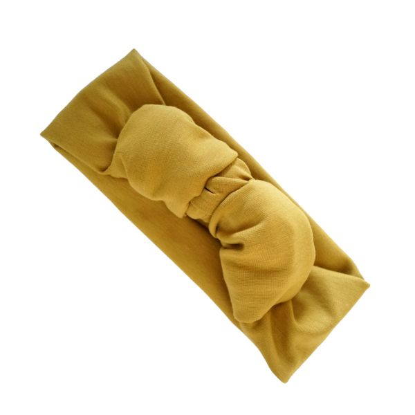 Panta, BETTY Turban Mustard