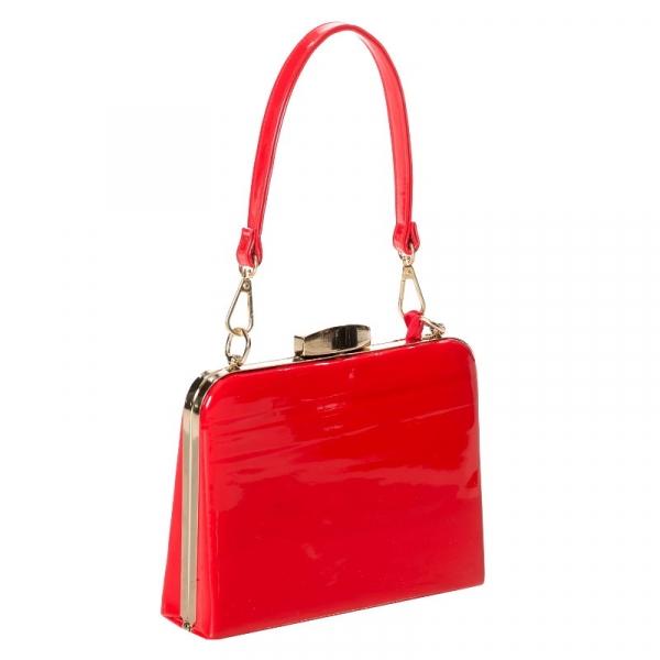 Laukku, MILDRED Punainen (BG7225)
