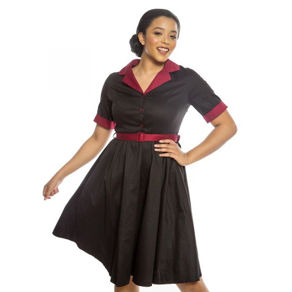 Swing Dress, BLETCHLEY
