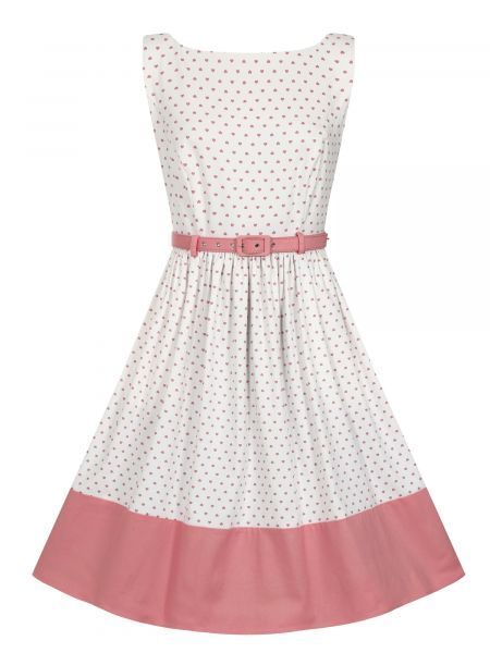 Swing Dress, BRIELLE LOVE HEART