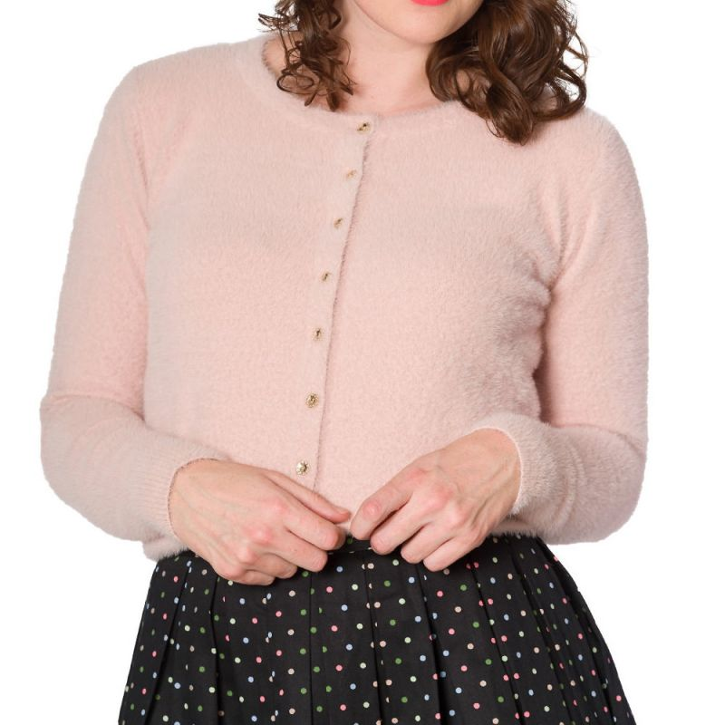 Neuletakki, COZY Pink (CA21026)