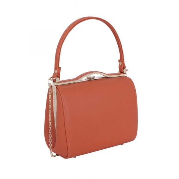 Handbag, CARRIE Orange