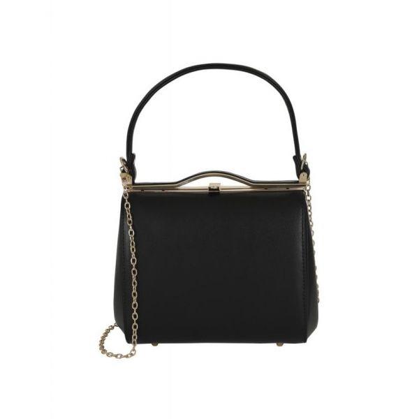 Handbag, CARRIE Black