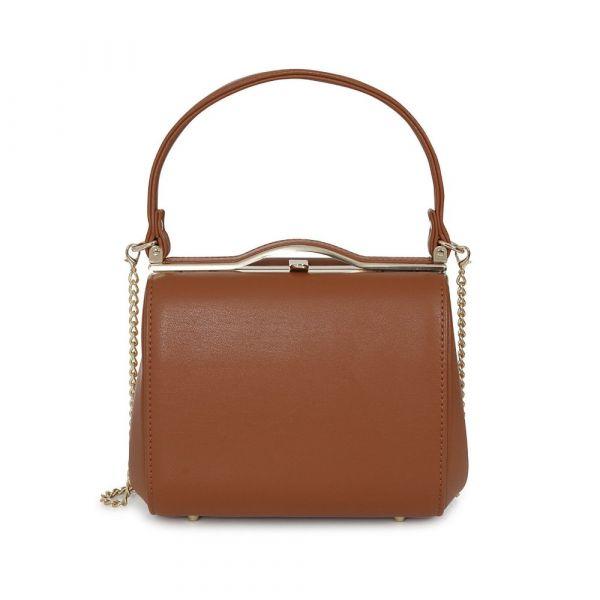 Handbag, CARRIE Brown