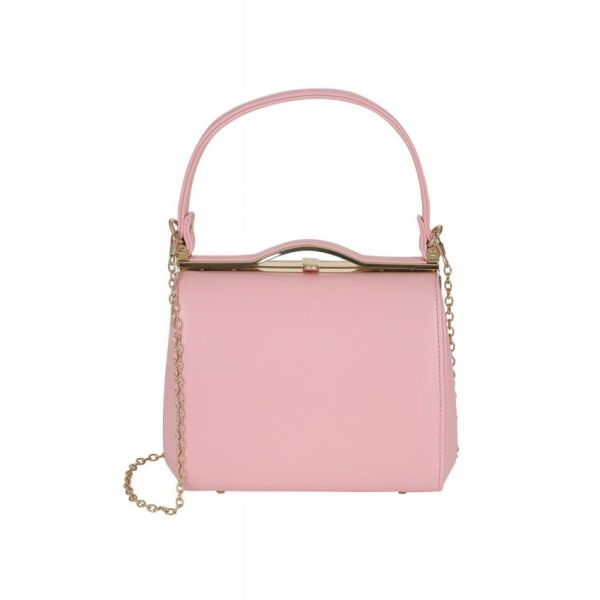 Handbag, CARRIE Pink