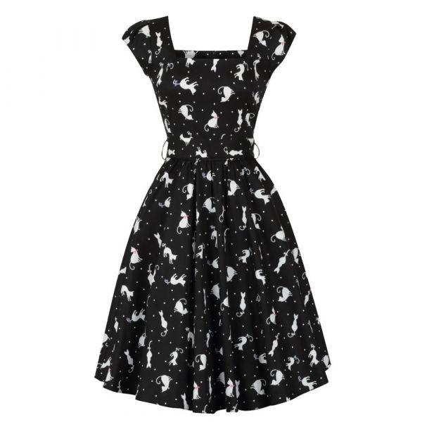 Swing Dress, LADY V Kitty Cat