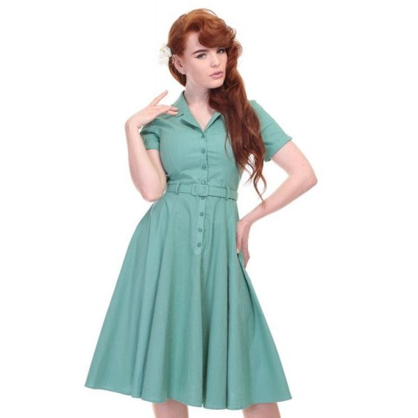 Kellomekko, CATERINA Mint Green