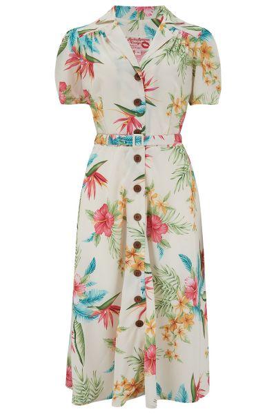Swing Dress, ROCK'N Charlene Honolulu Natural