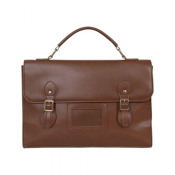 Laukku, COLLEGE Brown