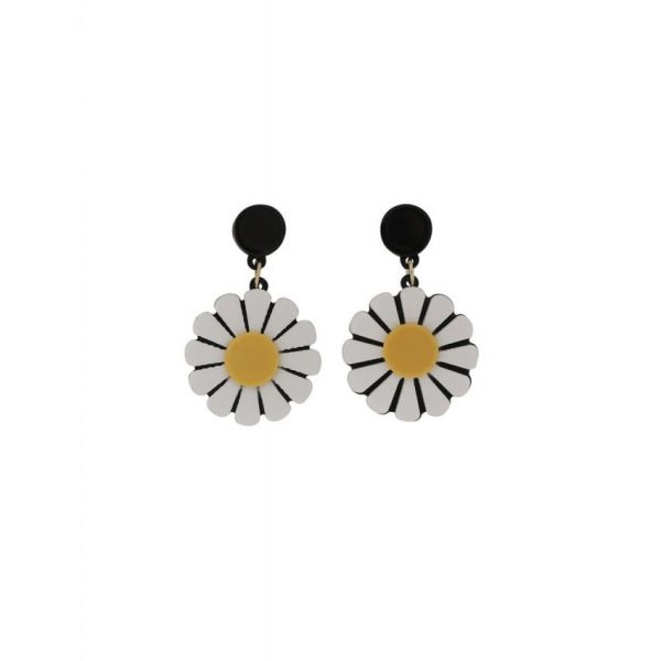 Earrings, DAISY LOVE