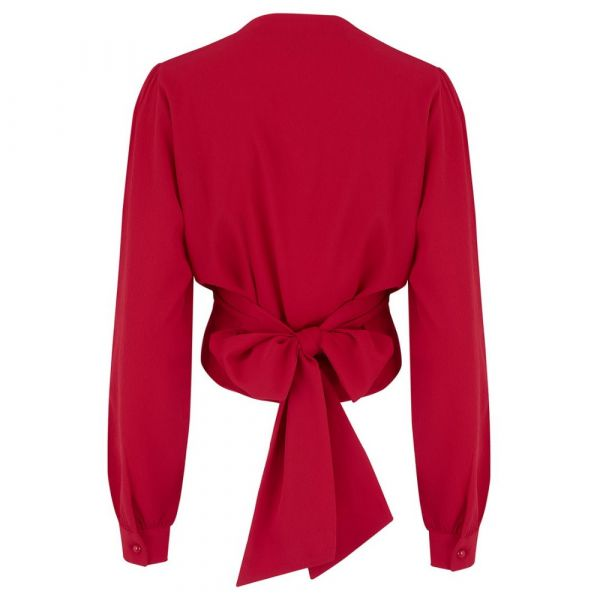 Blouse, DARLA Red