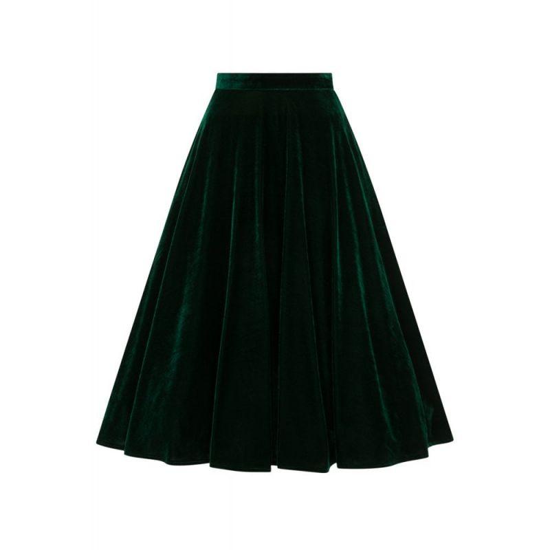 Kellohame, DEBBIE Velvet Green