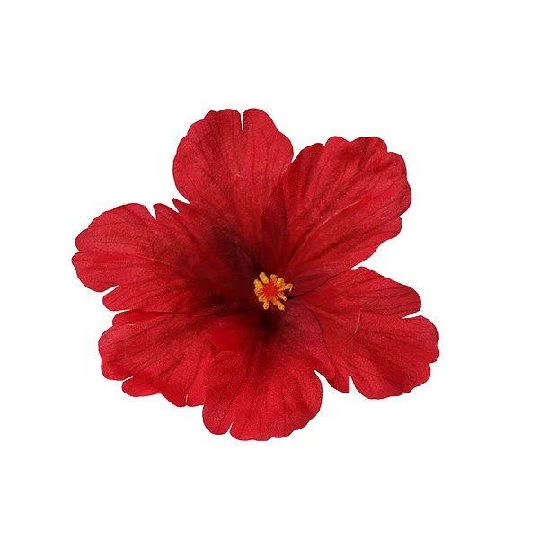 Hair Flower, DEBRA Hibiscus Single Red