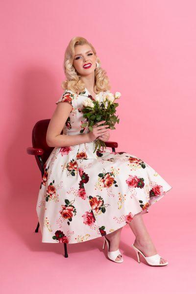 Swing Dress, HR Delilah (174)