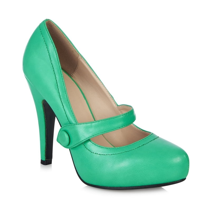 Avokkaat, Dolly High Heel Green
