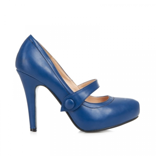 Avokkaat, Dolly High Heel Navy