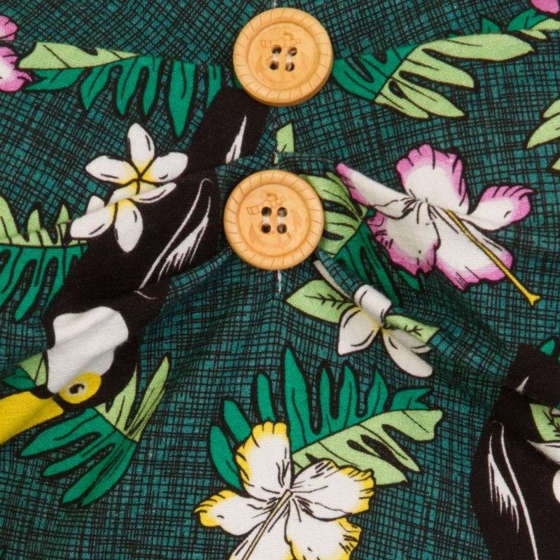 Kellomekko, DOLORES Tropical Bird