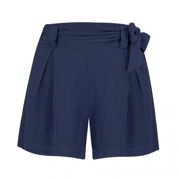 Shorts, SEAMSTRESS OF BLOOMSBURY Emma Navy