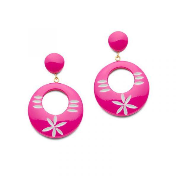Korvikset, SPLENDETTE Flamingo Drop