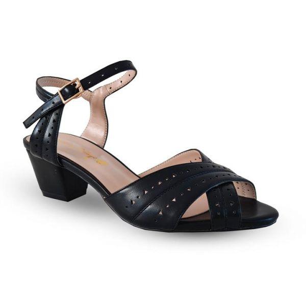 Shoes, HONIARA VINTAGE Gizo Black