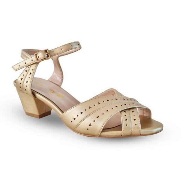 Shoes, HONIARA VINTAGE Gizo Gold
