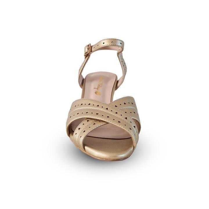 Kengät, HONIARA VINTAGE Gizo Gold