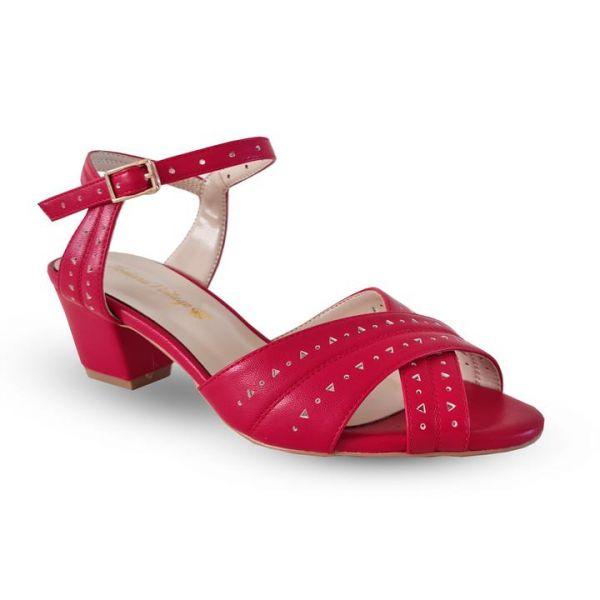 Shoes, HONIARA VINTAGE Gizo Red