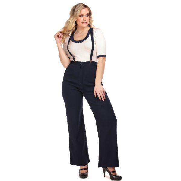Trousers, GLINDA Navy