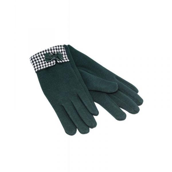 Gloves, GLORIA Green