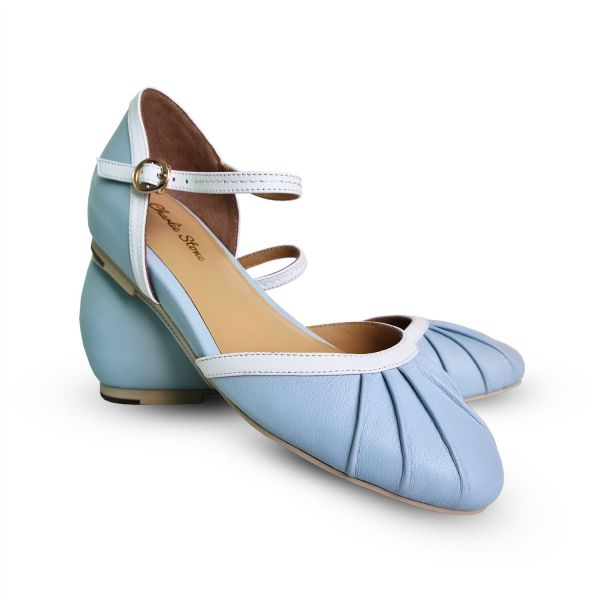 Shoes, CHARLIE STONE Susie Baby Blue