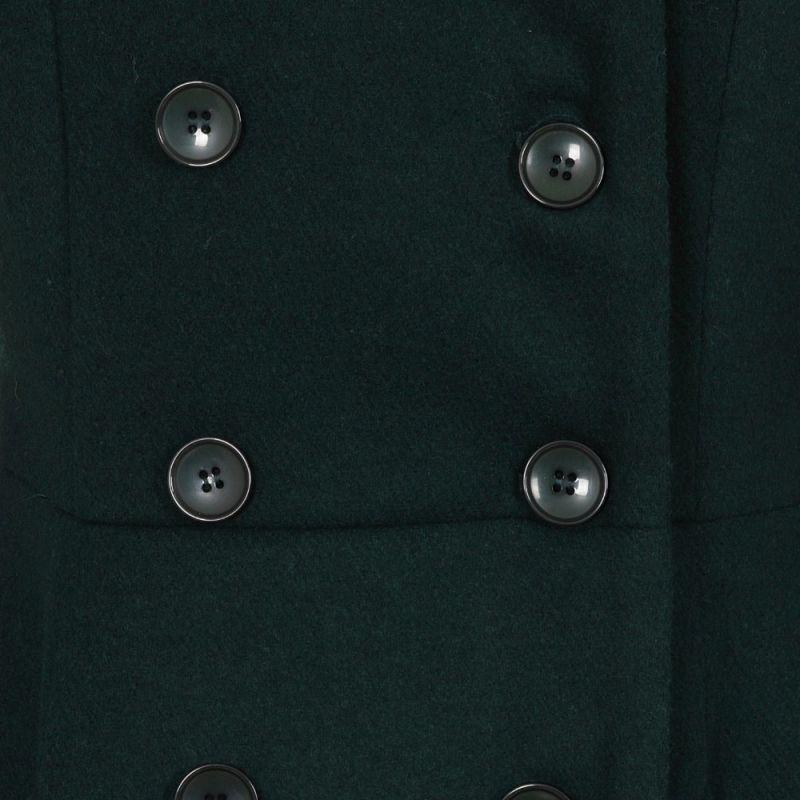 Takki, HEATHER Hooded Green