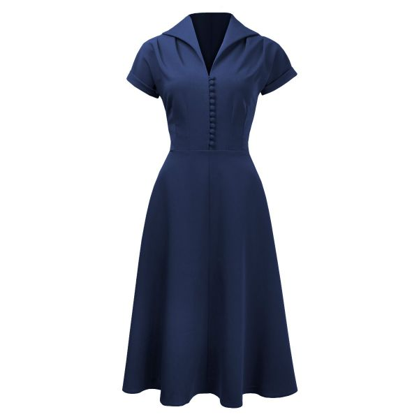 Mekko, PRETTY RETRO Hostess Navy