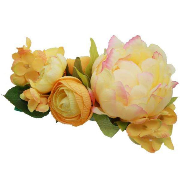 Kukkakoriste, MIRANDA's Yellow Floral