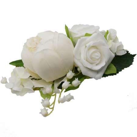 Kukkakoriste, MIRANDA's White