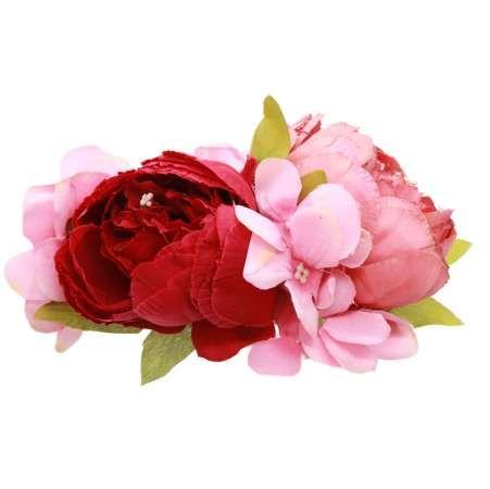 Kukkakoriste, MIRANDA's Pink&Red Floral