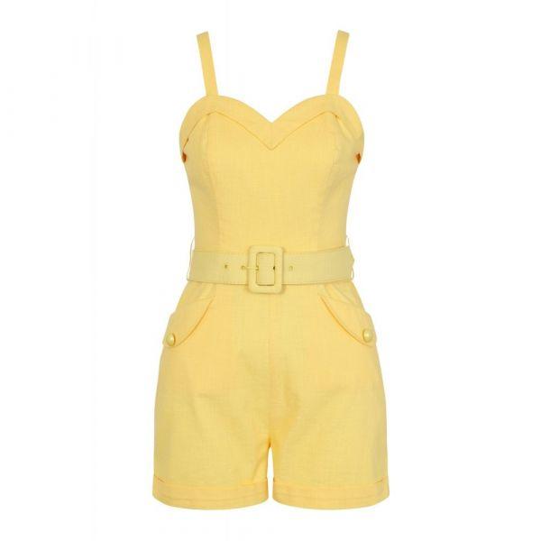 Haalari, JAY Yellow